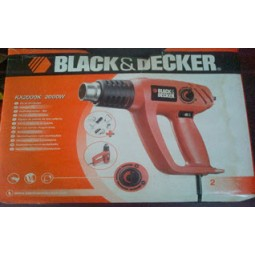 Blower BLACK & DECKER KX2000K